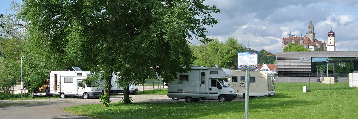 Welcome to campersite Stellplatz Sigmaringen