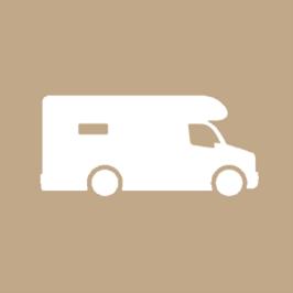 also suitable for big camper vans