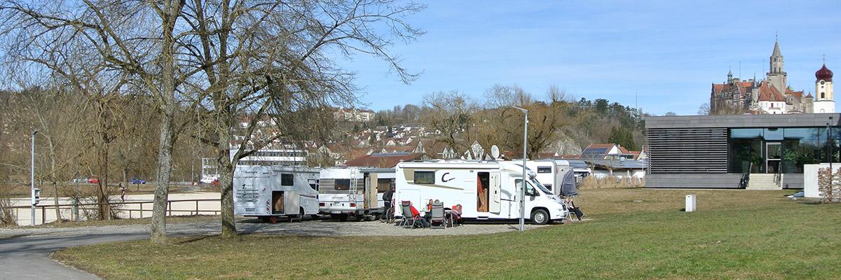 Wohnmobil Stellplatz Sigmaringen